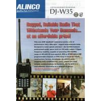 ALINCO DJ-W35