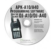 Alinco DJ-A10 Software & Manual