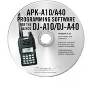 Alinco DJ-A10 Software & Manual